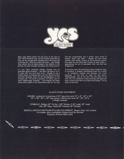 Yes - Yesshows World Tour 1977